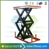 China Supplier Offers Stationary Warehouse Scissor Lift