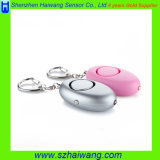 Personal Security Alarm with Keychain for Lady Children Elder in Emergency