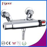 Fyeer Wall Mounted Temperature Control Thermostatic Shower Faucet (QH0204)