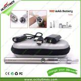 High Quality E Cigarette Bottom Adjustable Voltage Evod Twist Starter Kit with Mini Protank 3 Atomizer