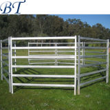 Farm Livestock Equipment Steel Oval Tube Cattle Yard Panel