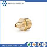 Brass Half Union Fitting/Male Thread Tube Fitting