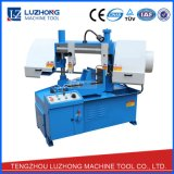 Rotary Band Sawing Machinery GHz4250 Angle band saw metal cutting machine