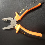 """6""""/7""""/8"""" Cutting Pliers with Double Color Handle"""