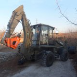 Small Tractor Wz30-25 Backhoe Loader with Cheapest Price in The Philippines