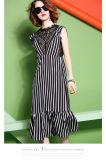 Hot Sale Plunging Neckline Sweet Ladies Evening Dress