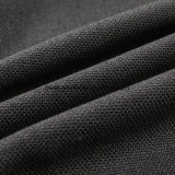 New 100% Polyester Linen Sofa Fabric and Textile Home Fabric