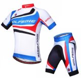 Professional Custom Short Sleeve Cycling Jersey for Avid Cyclists