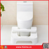 2017 Hot Sales Adjustable Plastic Toilet Step Stool