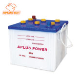 Rechargeable Lead Acid Storage Battery 6tn Dry Charge 12V100ah