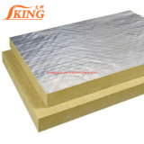 100kg/M3 Foil Faced Mineral Wool Heat Insulation Building Material