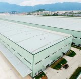 Cheap Easy Assembly Prefabricated Fabrication Metal Building Materials Steel Structure Steel Building for Hangar/Storage/Workshop/Warehouse