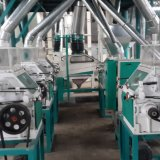 Grain Processing Corn Maize Wheat Semolina Posho Flour Milling Mill Price