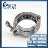 Stainless Steel Pipe Clamp Tri Clamp Clamp Price on Sale