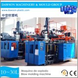 10~30L HDPE/PE/PP Jerry Can High Speed Extrusion Blow Molding Machine