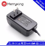 Japan Market Jp Plug 12V 3A AC DC Power Adapter with PSE