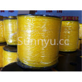 Professional Factory 3 Strands Color PE Packing Rope