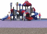 Kids Soft Play Area Outdoor Toys Outdoorplayground with Ce