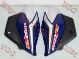 Yog Motorcycle Blue Side Cover Tvs Star Hlx-125