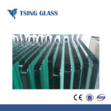 Small Pieces Tempered Glass/Toughened Glass with Pencil Edges/Flat Edges/Round Edges