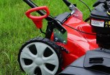 Manual Pushing Commercial Lawn Mower