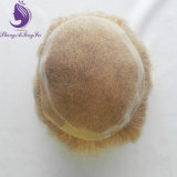Indian Human Hair Replacement Toupee (TP04)