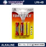 Alkaline Dry Battery (LR6-AA Size) with Ce Approved for Toy