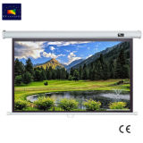 84 Inch Economical Screen/ Manual Projection Screen with Self-Lock for College School / Education System