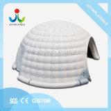 White Inflatable Igloo Dome Tent
