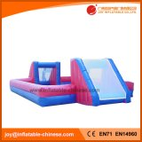 2018 Inflatable Football Game Interactive Inflatable Playground (T9-016)