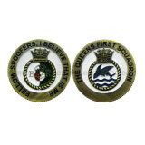 Wholesale 3D Double Side Metal Souvenir Navy Spoof Squadron Commemorative Coins (003)