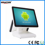 "Cheap 15"" All in One Touch Screen POS System/POS Terminal Epos System for Drinking Shop, Restaurant, Mj POS1516"