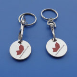 Cheap Giveaway Gifts Shop Coin Key Holder