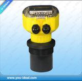 Ultrasonic Tank Level Sensor with Top Digit Display, Level Guage