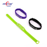 Waterpark Waterproof MIFARE Classic 1K RFID Wristband Price Silicone Smart Tag RFID Band NFC Bracelet