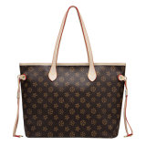 Fashion Women Bag Classic Monogram Shopping Shoulder Bags Designer Luxury PU Leather Tote Handbags Lady Handbag