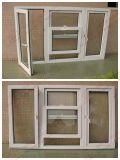 PVC Tilt and Turn Combining Vertical Sliding Windows (BHP-TT04)