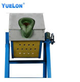 Light Convenient Laboratory Induction Furnace with Crucibles for Melter Aluminium