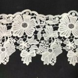 New Design High Quality Embroidery Lace for Garment Accessories