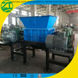 Used Tire Shredder/Municipal Solid Waste/Plastic/Metal/Wood/Radial Rubber Tire Crusher