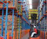 Customized Drive-in Pallet Racking System