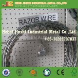 980mm Hot-Dipped Galvanized Spiral Concertina Razor Wire Price