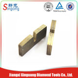 Diamond Saw Blade Segment for Cutting Reinforced Concrete