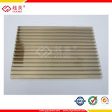4mm to 10mm Bronze Hollow Polycarbonate Sheet