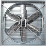 380 V Direct Drive Type Exhaust Fan (1380*1380*450mm)