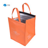 Non Woven Wholesale Custom Cheap Thermal Frozen Lunch Cake Cooler Bag