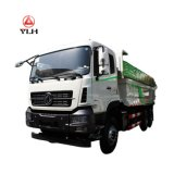Good Price Dongfeng 10 Wheeler 15 Cubic Meters Dump Trucks for Sale in Uganda