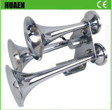 High Quality Chromed Three-Pipe Air Horn