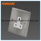 Metal Electrical Wall Socket with Factory Price/Electrical Socket