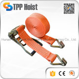 Cargo Lashing 15 Feet Ratchet Tie Down Cargostraps 2 in Ratche Straps with Ce Approved